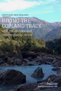 Hike the Copland Track in New Zealand