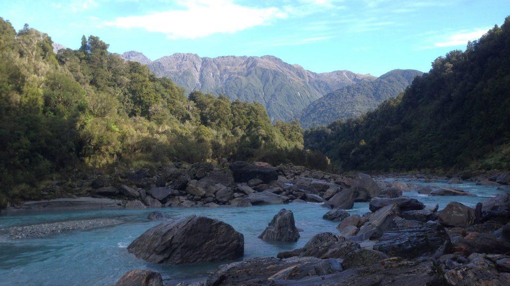 Copland Track Westland New Zealand