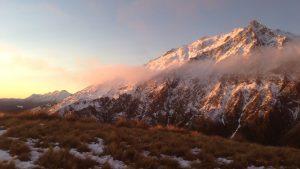 Brewster Hut views