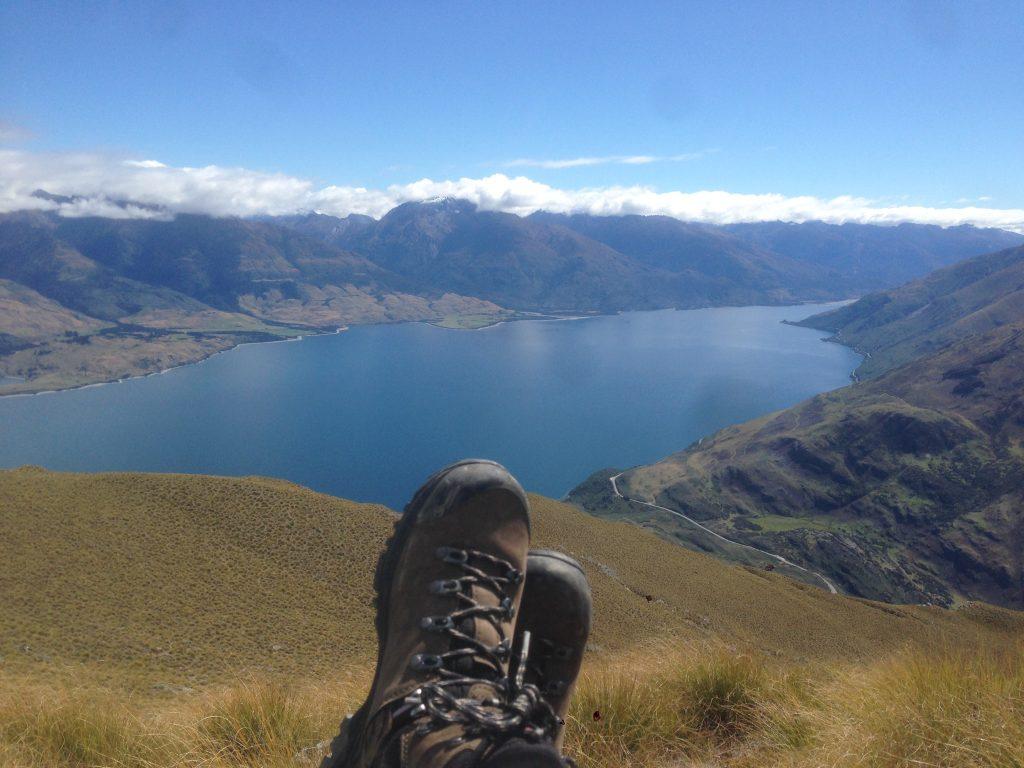 Mammut Trovat GTX hiking boots in New Zealand